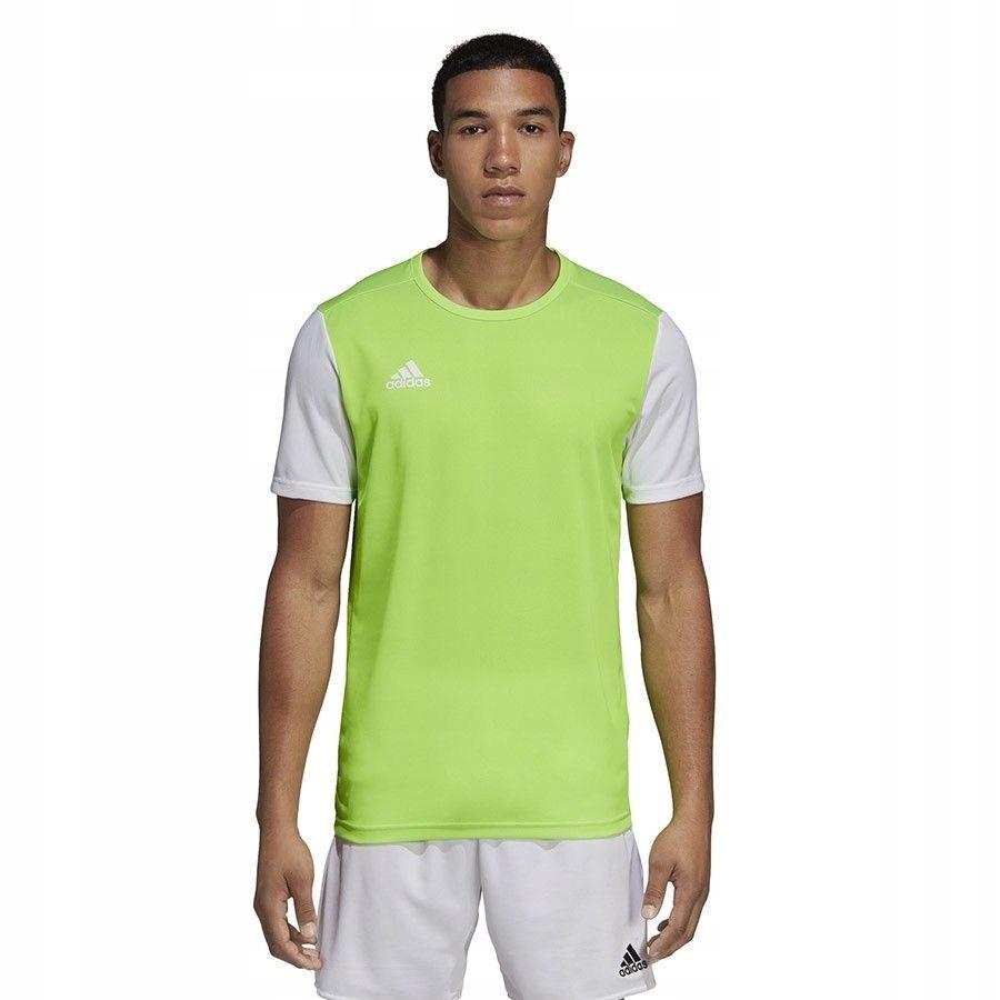 Koszulka adidas Estro 19 JSY DP3240 - ZIELONY; XXL