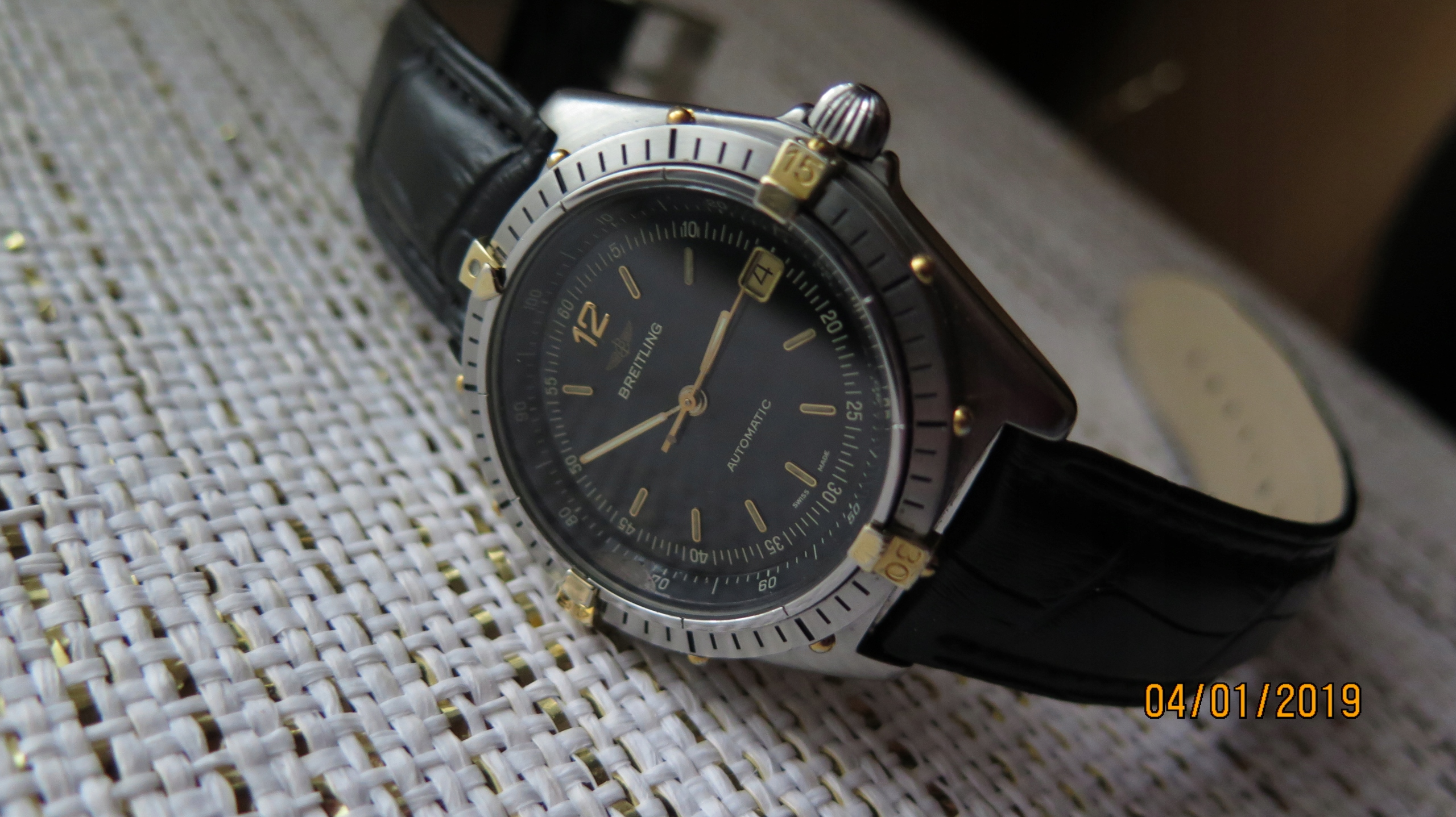 BREITLING ANTARES AUTOMATIC 100M 81970
