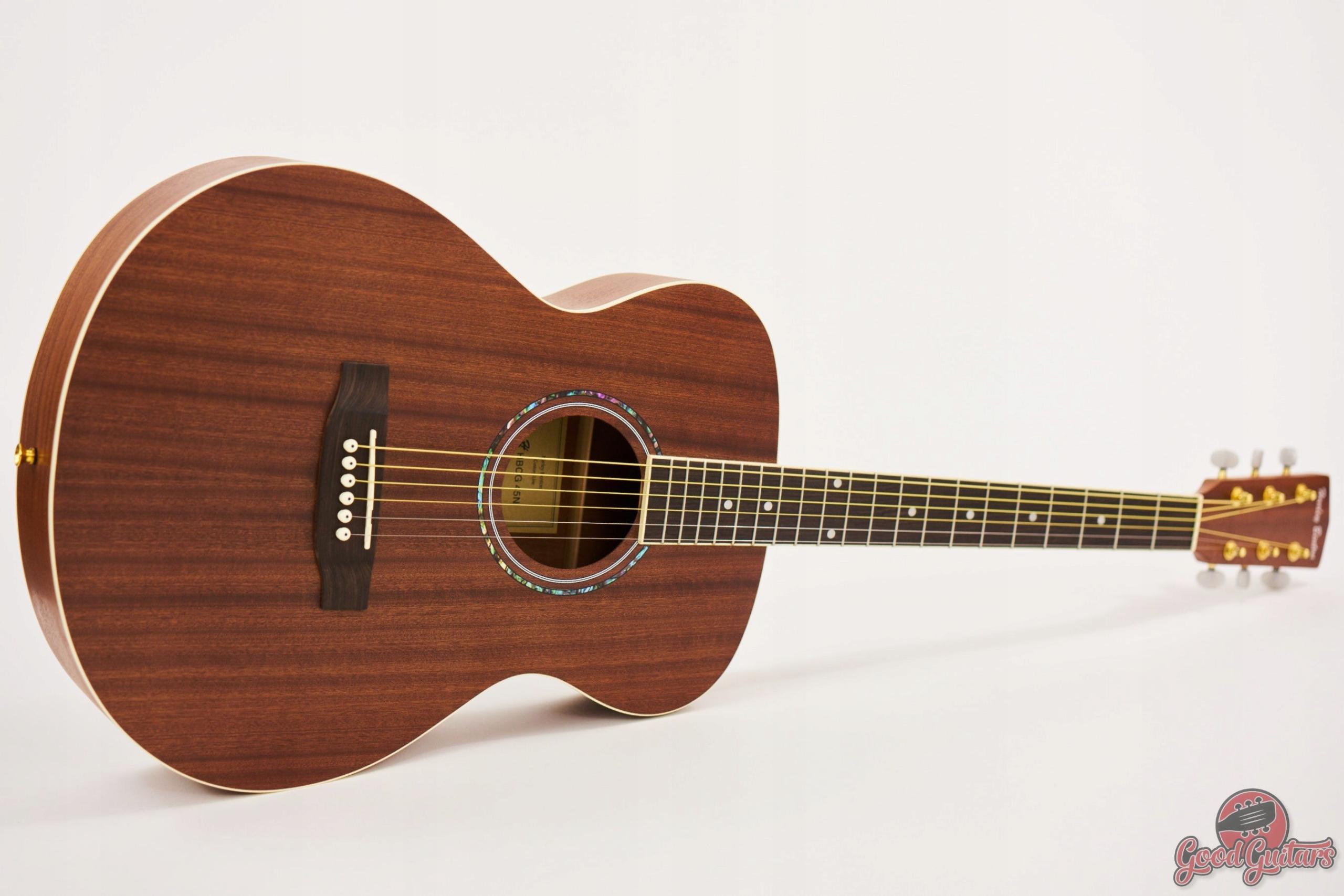 Gitara Akustyczna Harley Benton CG-45 NS Mahoń NEW