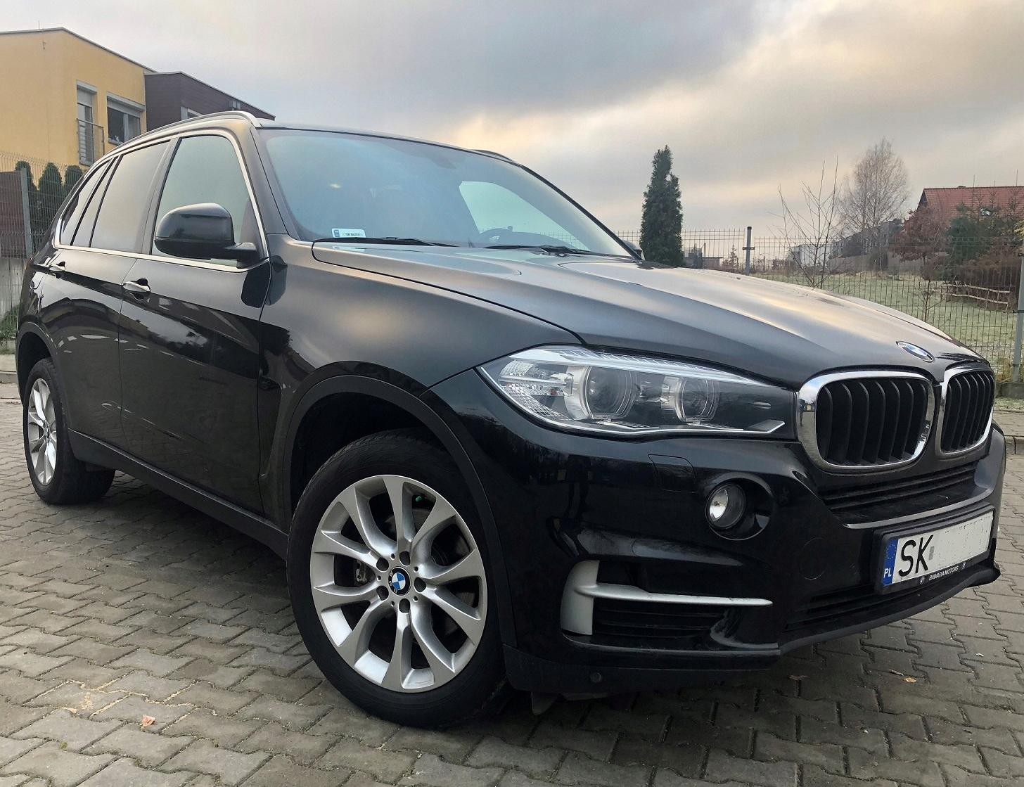 BMW X5 25d xDrive Salon Polska FV VAT 23%