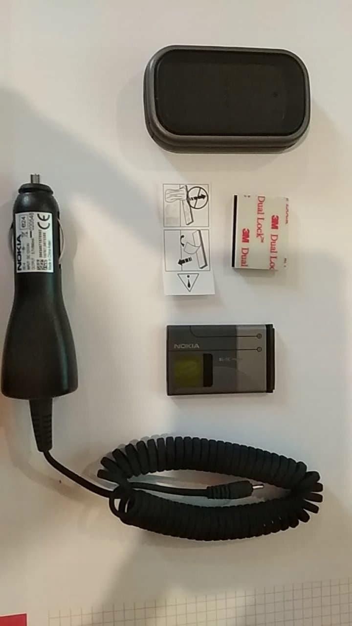 Moduł GPS Nokia LD-3W. Bluetooth.