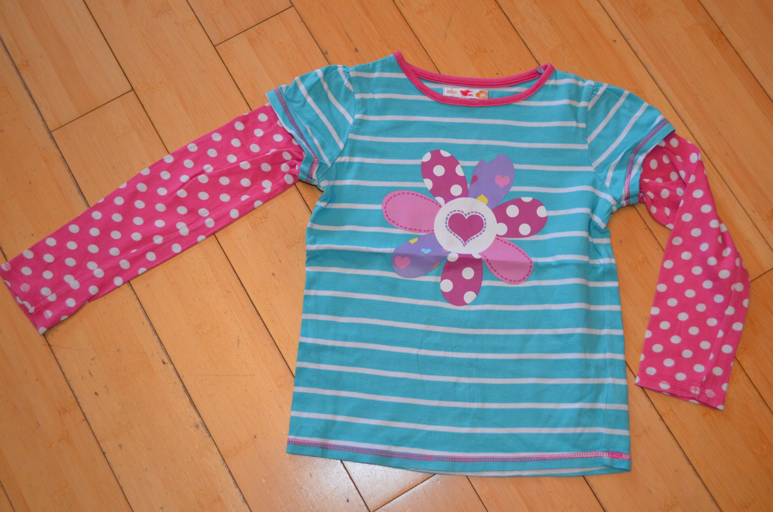 Koszulka Bluzka Marks & Spener 110-116 /5-6lat