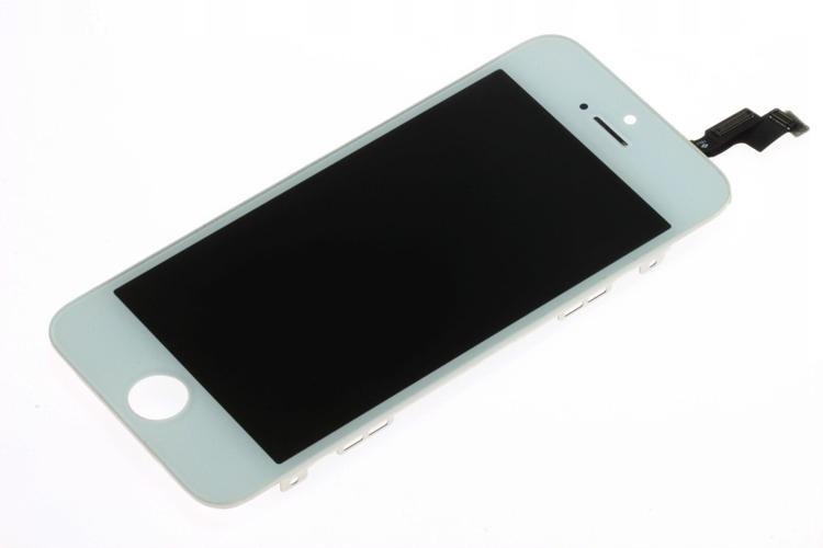 WYŚWIETLACZ LCD DOTYK APPLE iPHONE 5S BIAŁY