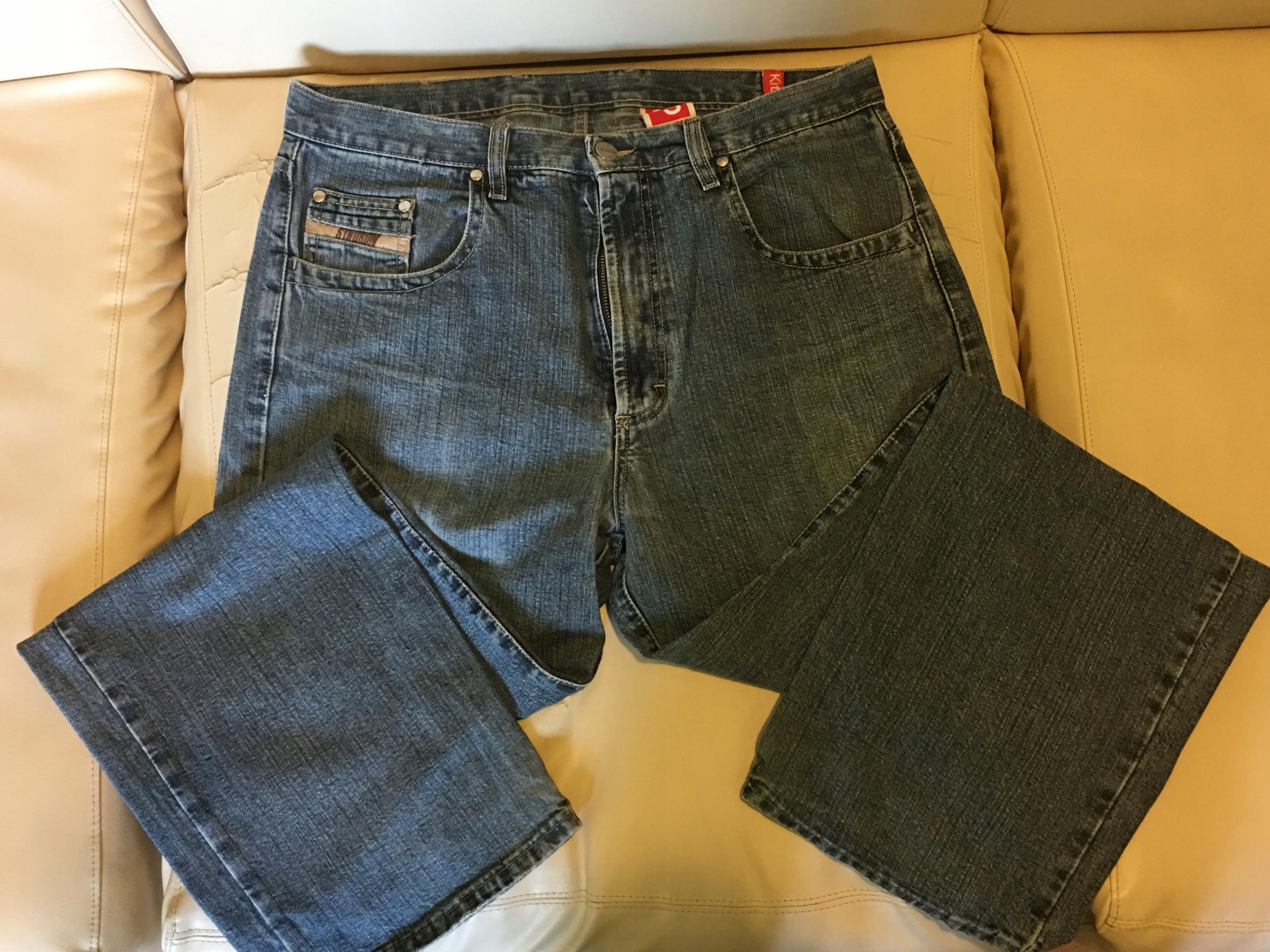SYNDORM spodnie baggy skate - rozmiar L