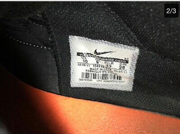 Nike Tiempo EUR 44