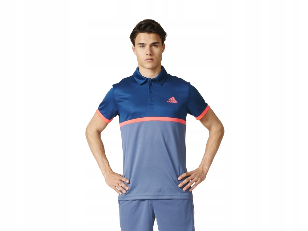 POLO koszulka męska ADIDAS bluzka t-shirt AX8165