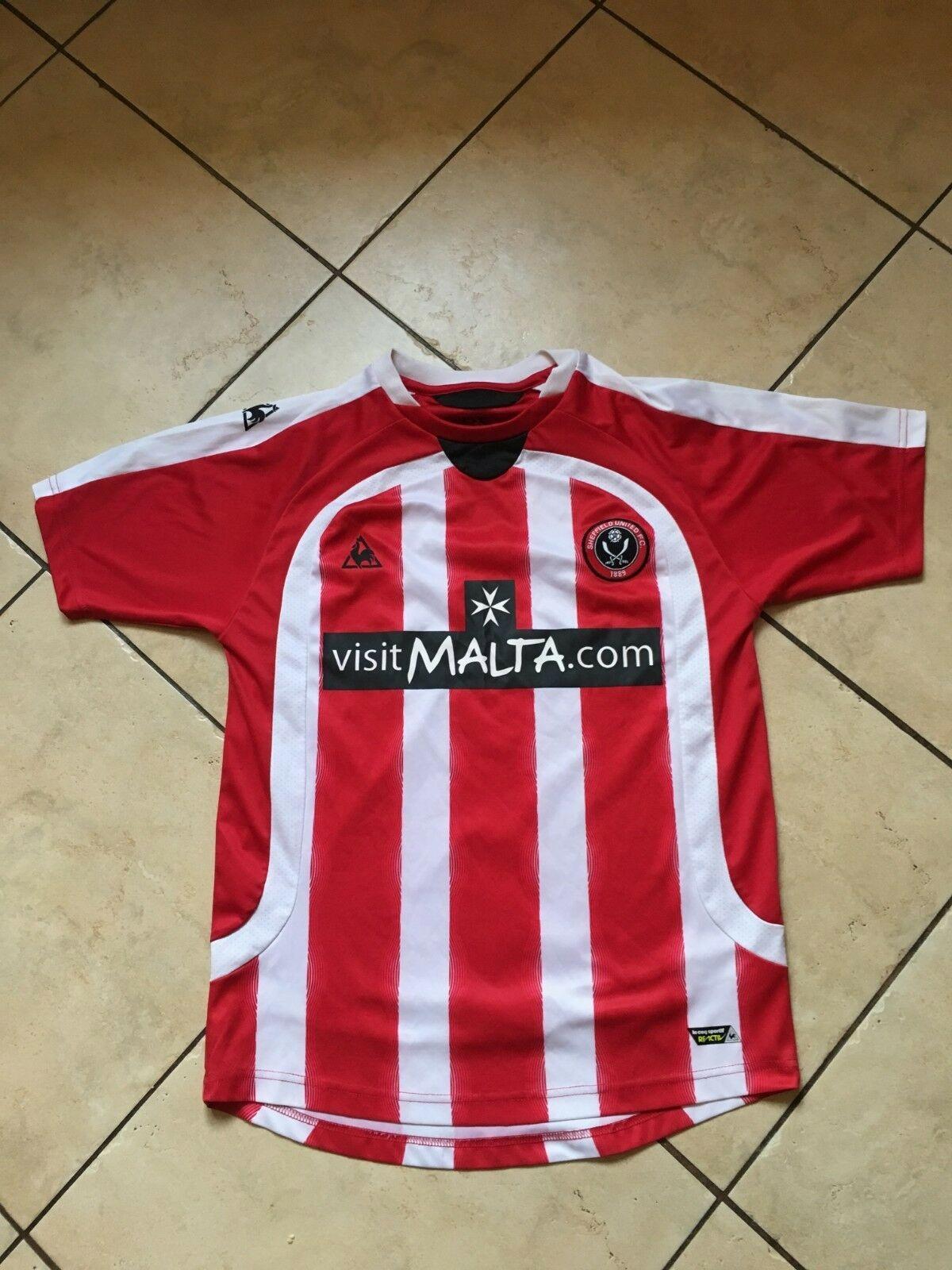 Sheffield United F.C. Le coq sportif - S - OKAZJA