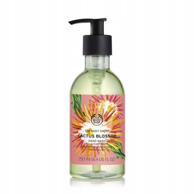 The Body Shop Cactus Blossom Hand Wash 250ml UK
