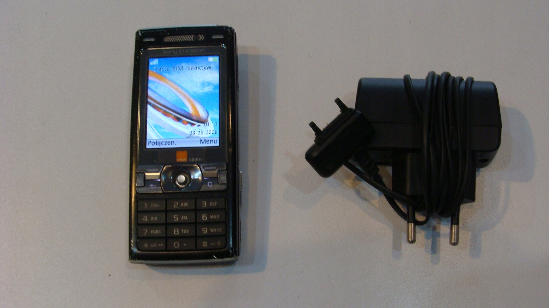 Sony Ericsson K800i ! KLASYK ! OKAZJA !