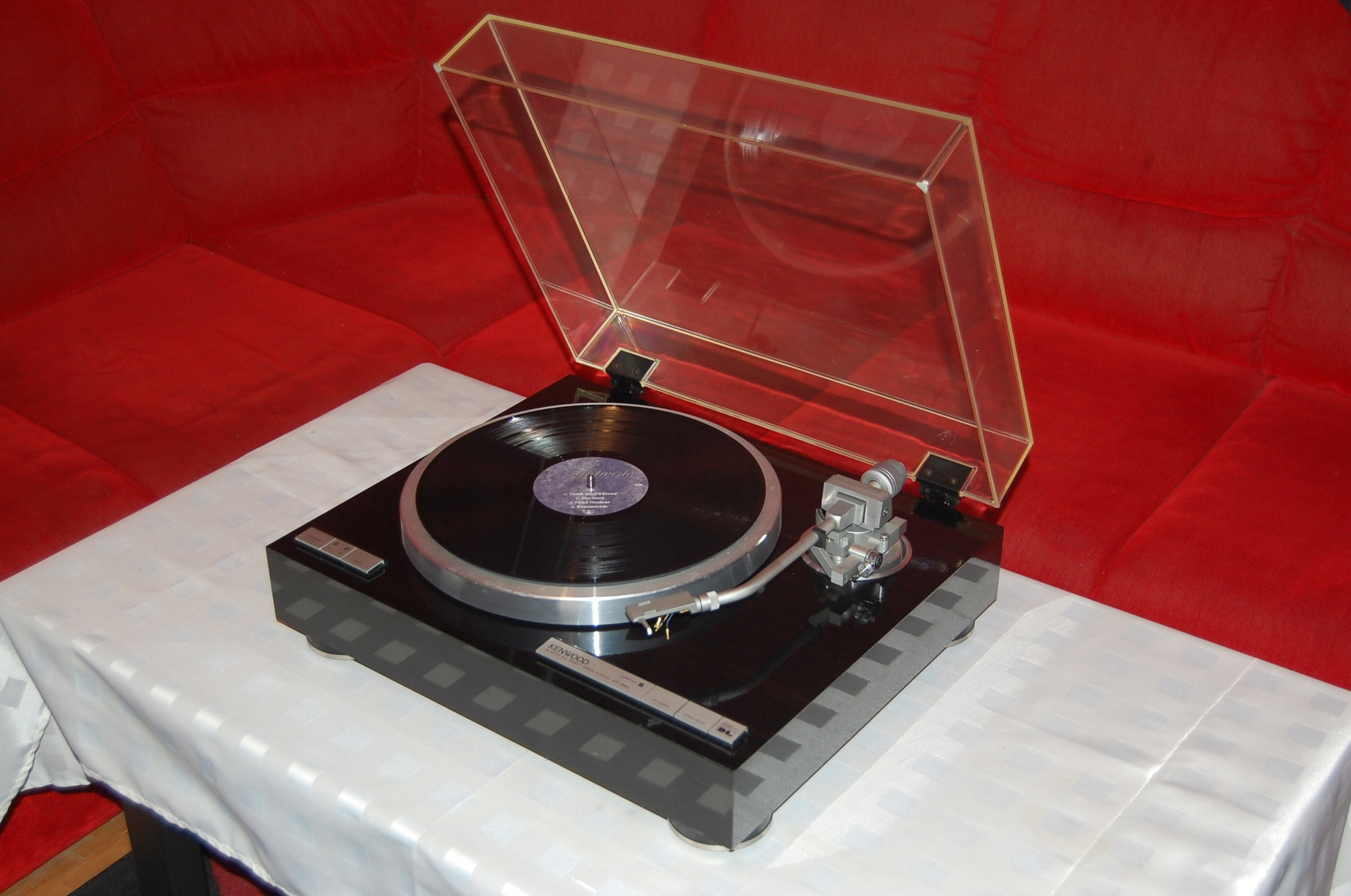 Gramofon Kenwood KP-990