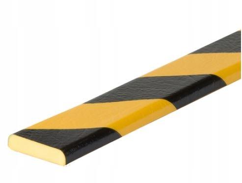 Profil ostrzegawczo-ochronny, typ F, długość 1m