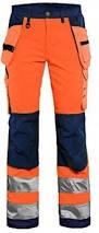 587F141 Spodnie robocze damskie rozmiar D24