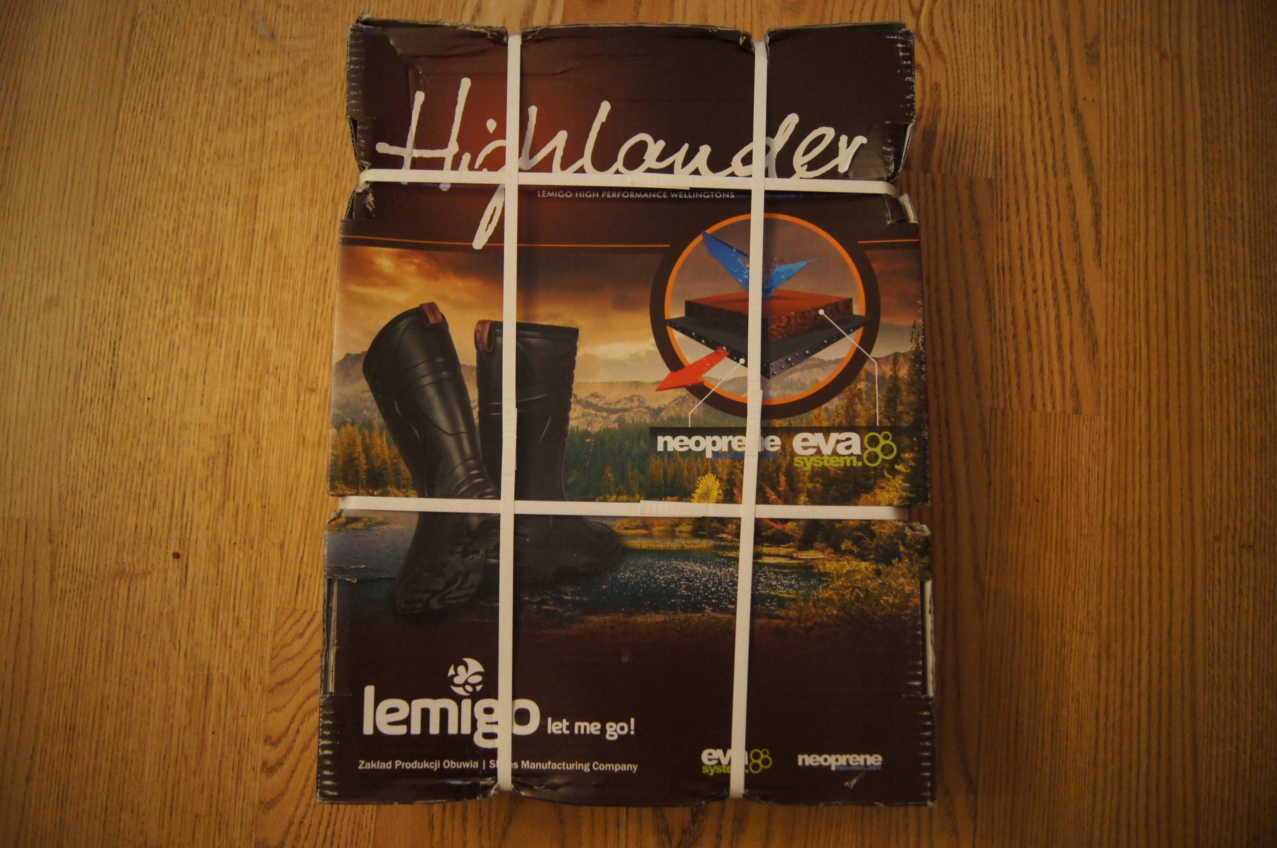 LEMIGO Highlander 872 rozm.43