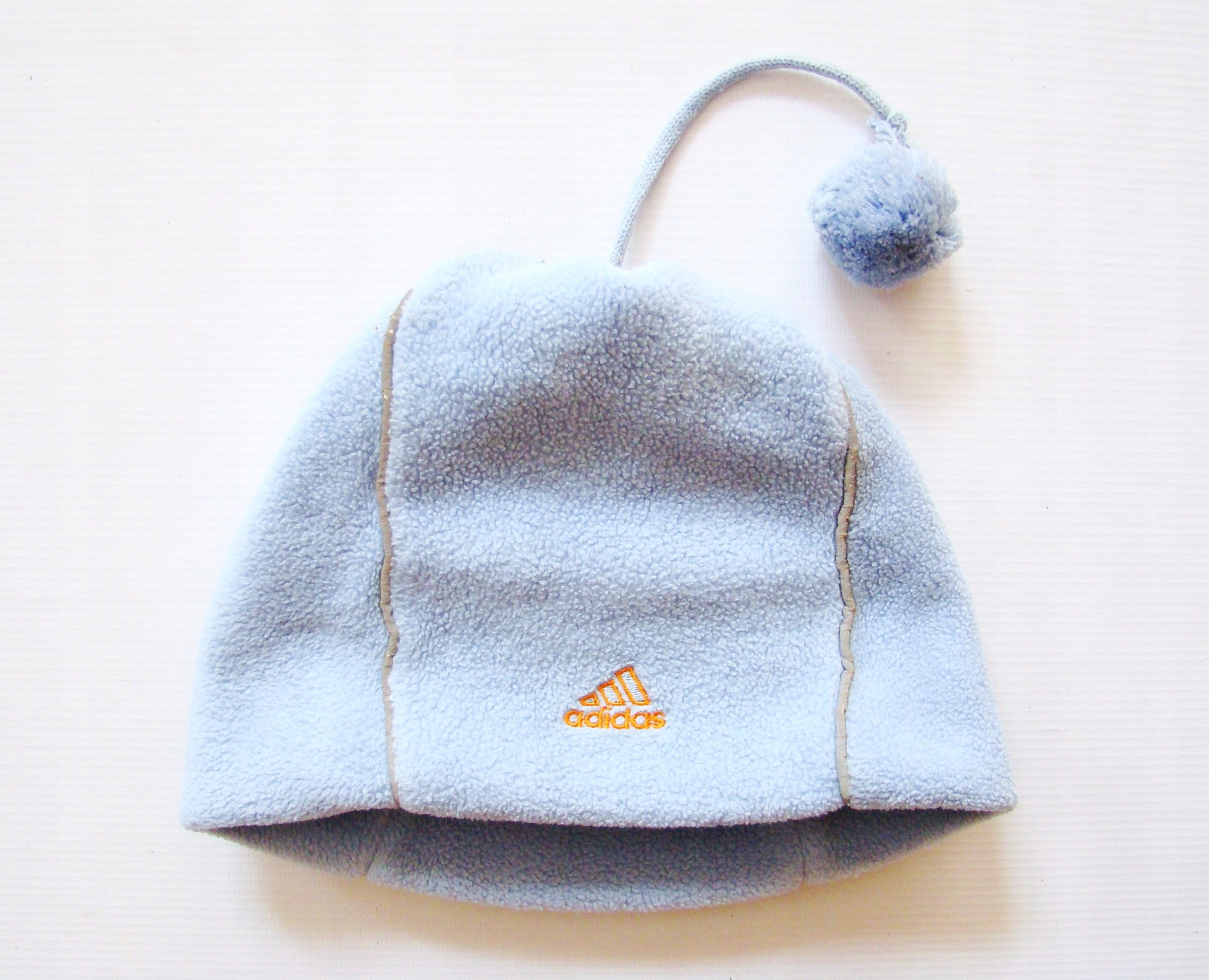 ADIDAS sliczna markowa czapka 2-4 latka ob 50 cm