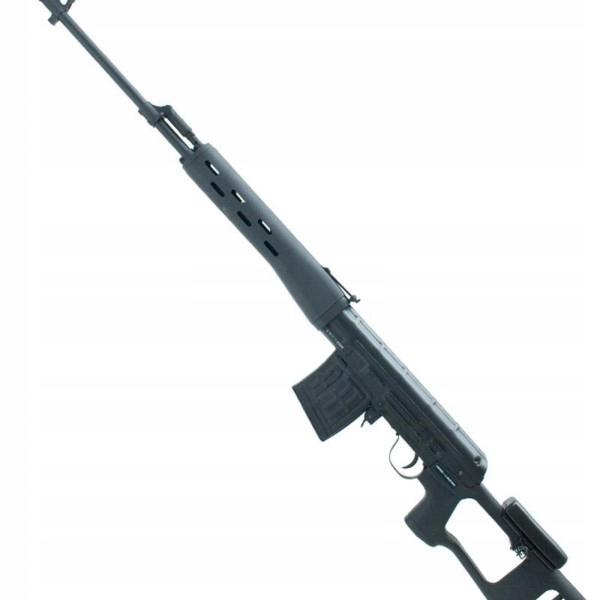 ASG SVD Kalashnikov Sniper Rifle - KING ARMS