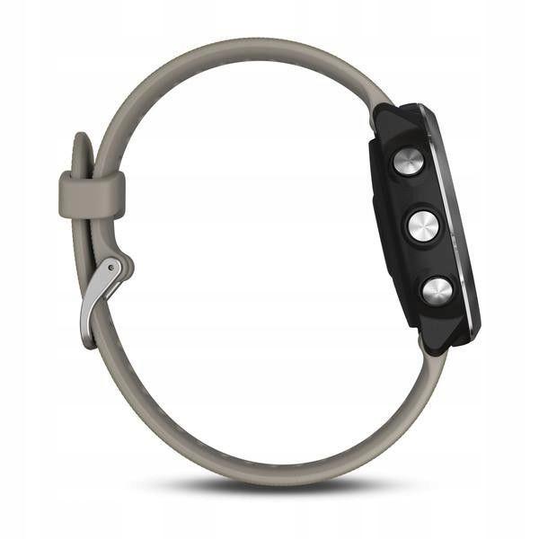 Zegarek sportowy Garmin Forerunner 645 Sandstone