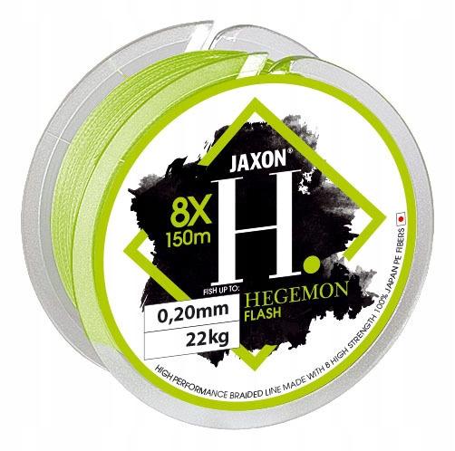 Jaxon Plecionka Hegemon 8X Flash - 0,08mm / 150m