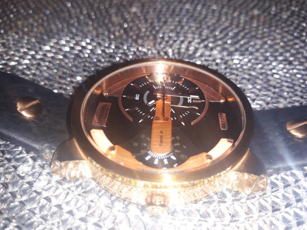 Piękny zegarek Diesel