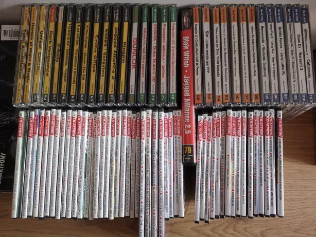 Gry i magazyny CD-ACTION