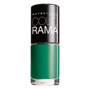 Maybelline Colorama New 217 Tenacious Teal lakier
