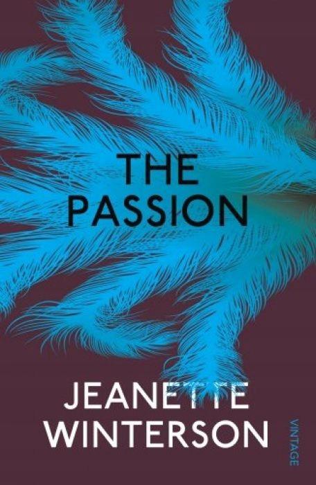 Jeanette Winterson The Passion (Vintage Blue)