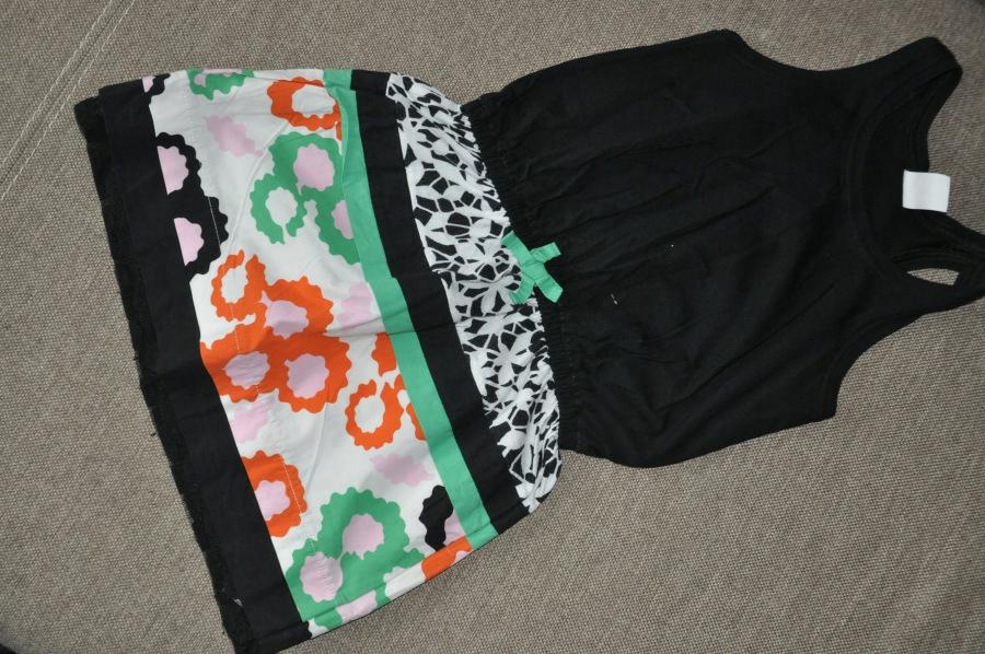 GAP oryginalna sukienka DvF rozm. 122 j. nowa