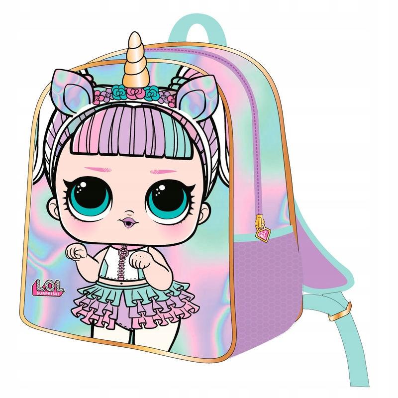 Plecak LOL Surprise 31cm 3d