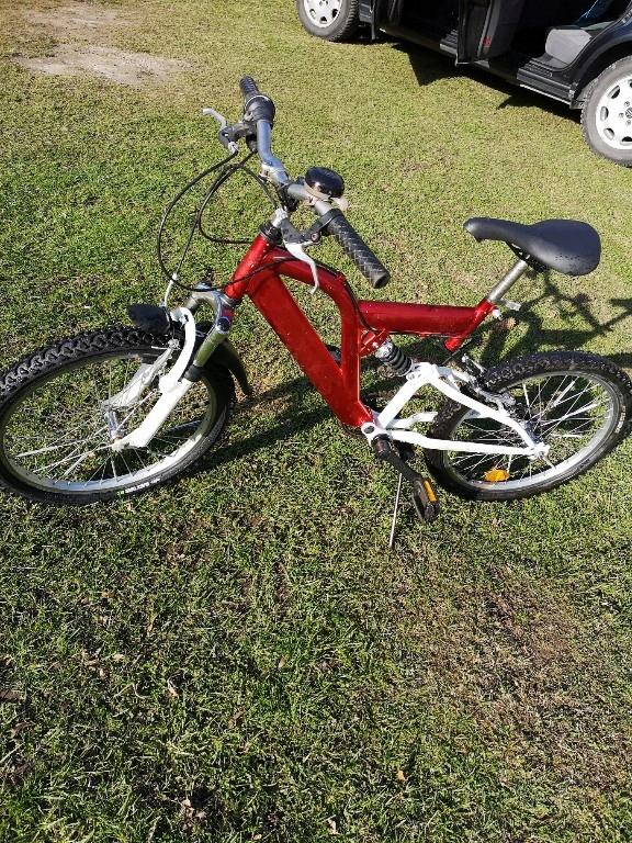 Rower koła 20 cali dla chłopca 6 przezutek