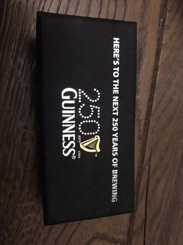 Brelok do kluczy Guinness