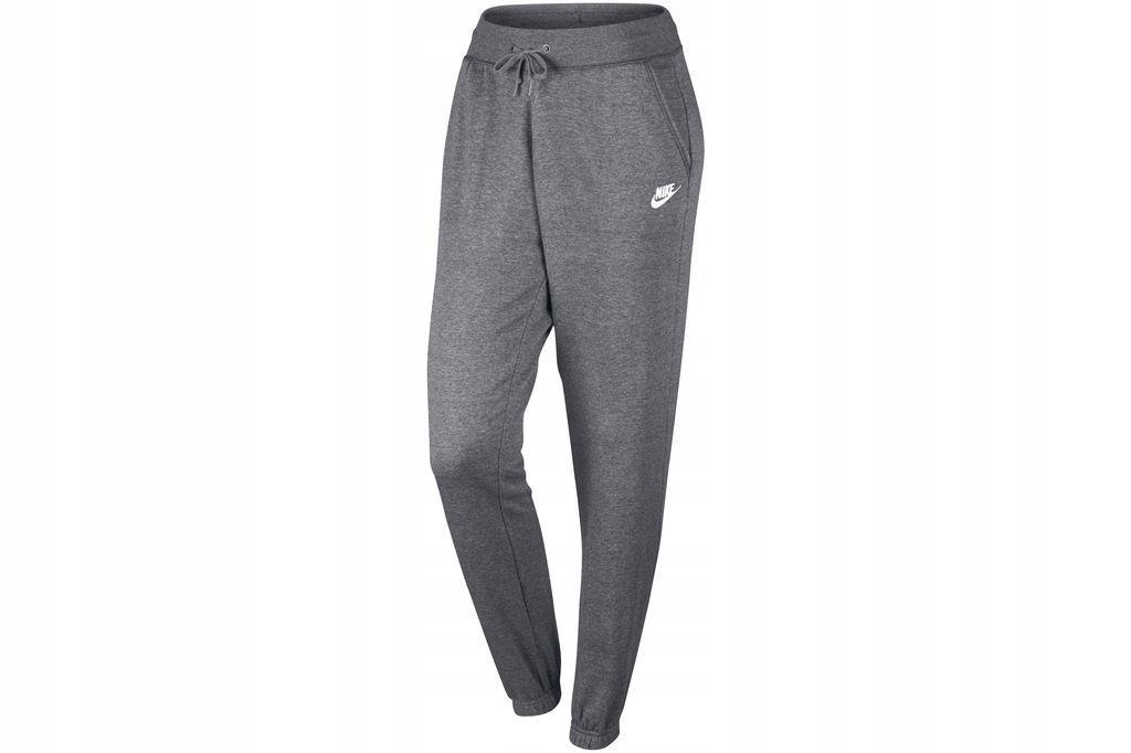 Spodnie Nike W Nsw Pant Flc Reg 803650-071