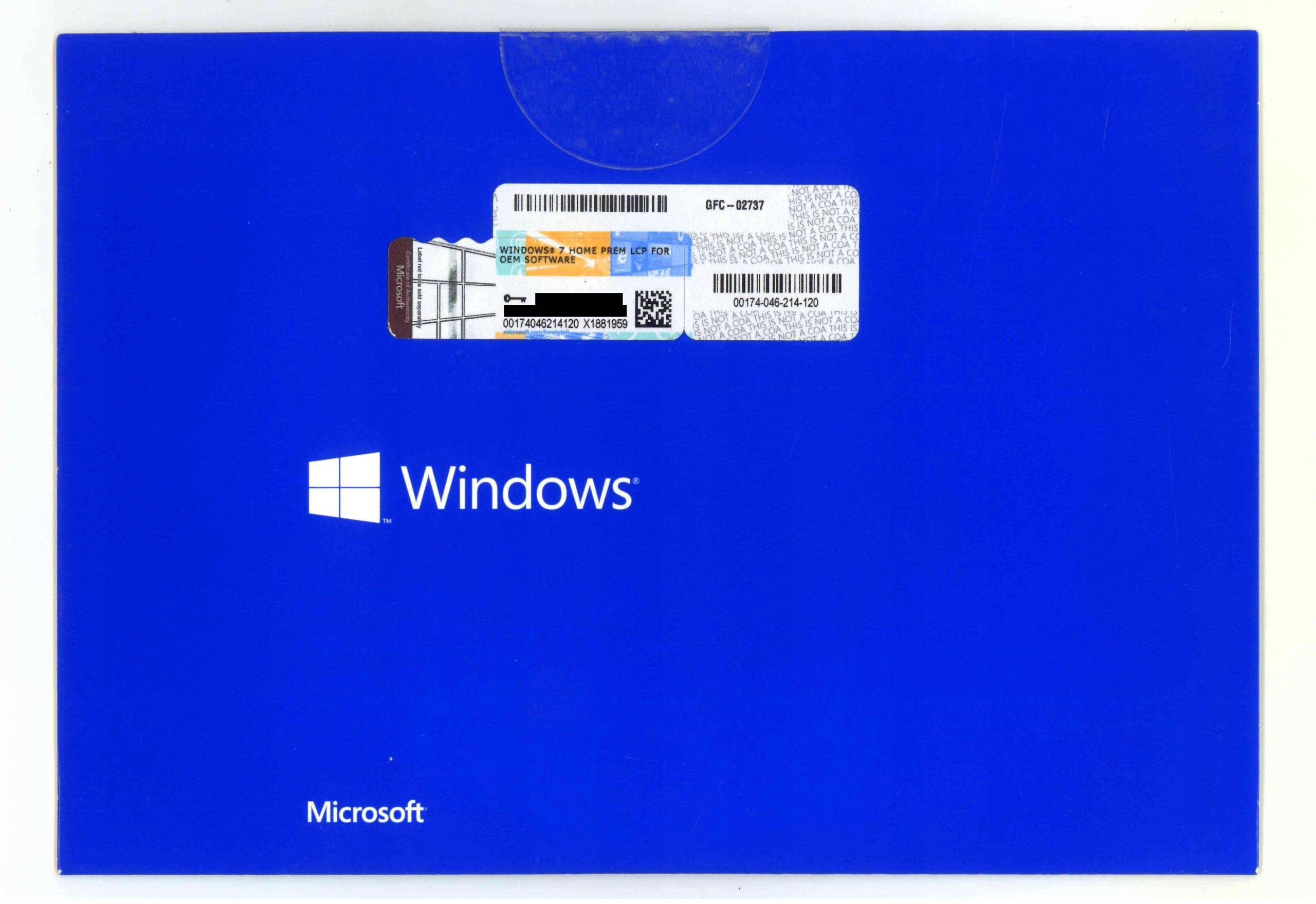 OKAZJA! WINDOWS 7 Home Premium PL 64-bit NÓWKA!!