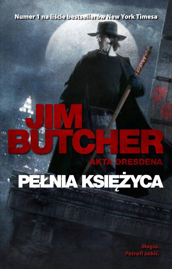 Pełnia księżyca Jim Butcher