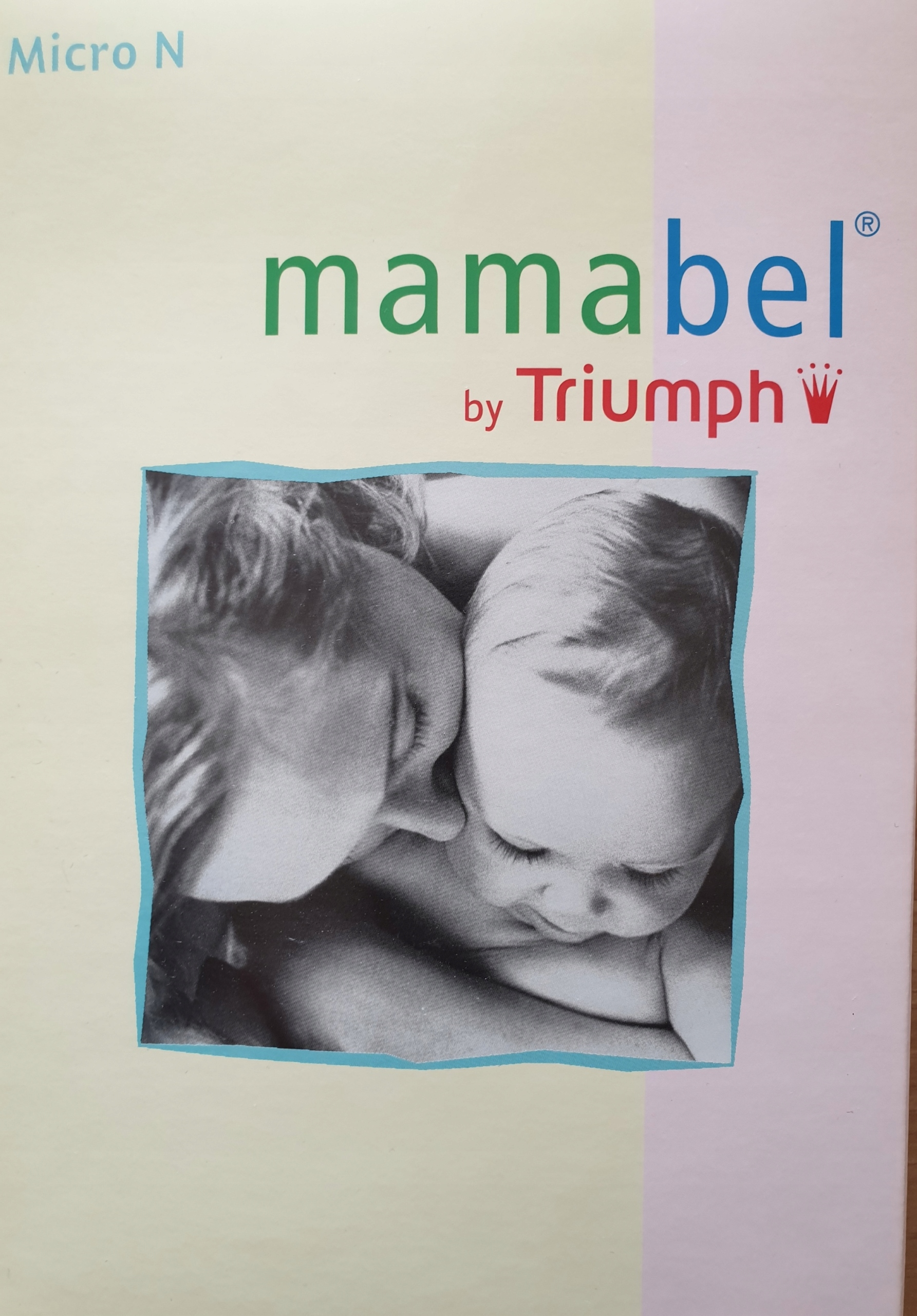 BIUSTONOSZ TRIUMPH MAMABEL MICRO N 80D BIAŁY -70%