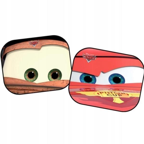 Zasłonki przeciwsłoneczne Cars - Disney