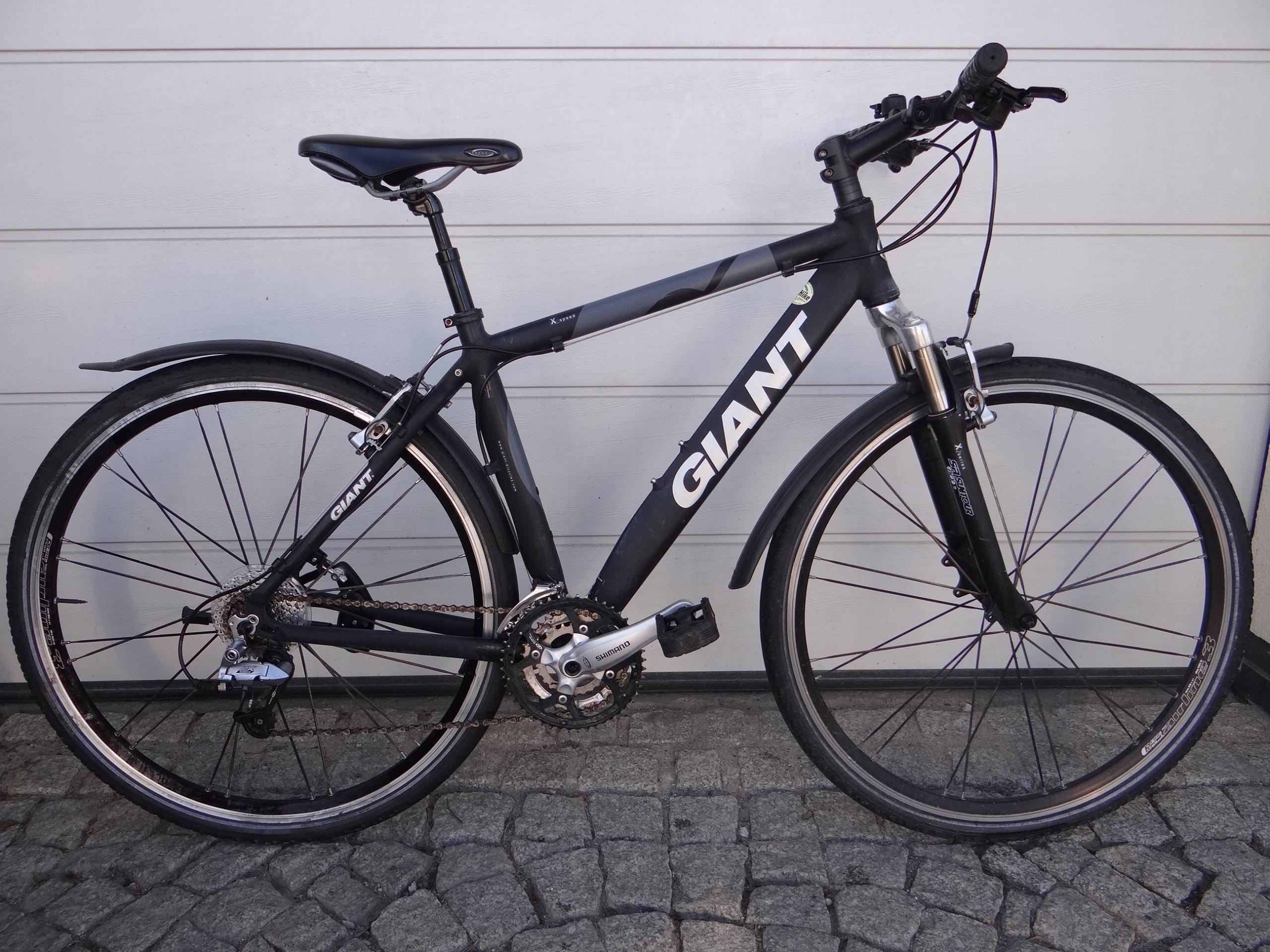Rower crossowy GIANT X-SPEED-DEORE LX,koła 28
