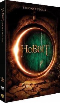 Hobbit. Filmowa Trylogia, 6 DVD