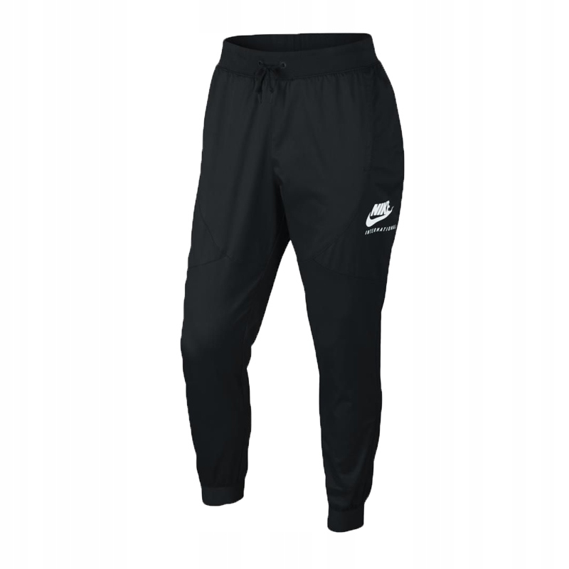 Nike International woven Spodnie 010 Rozmiar XL!