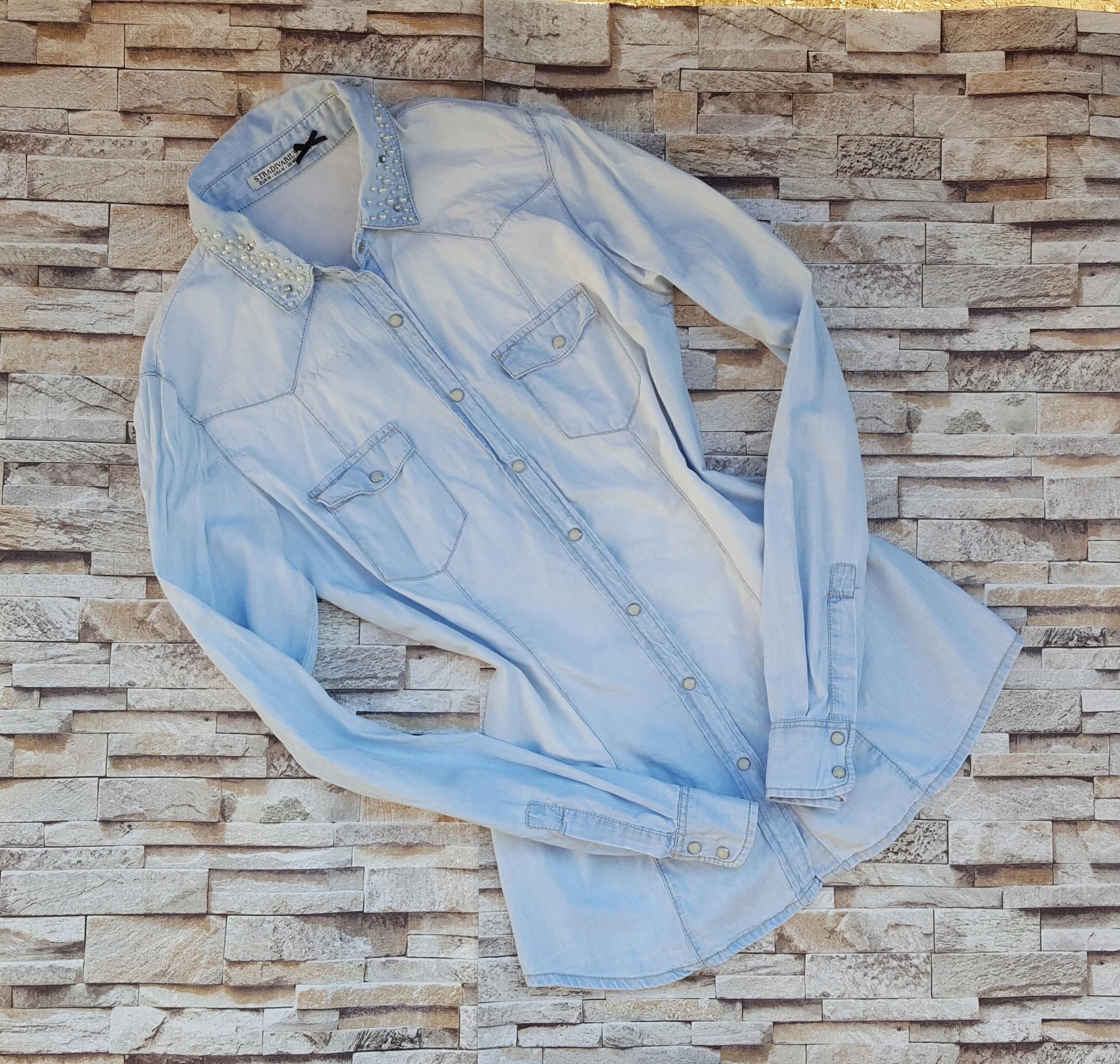 Mango r.634 xs spódnica stan bdb biała bawełna