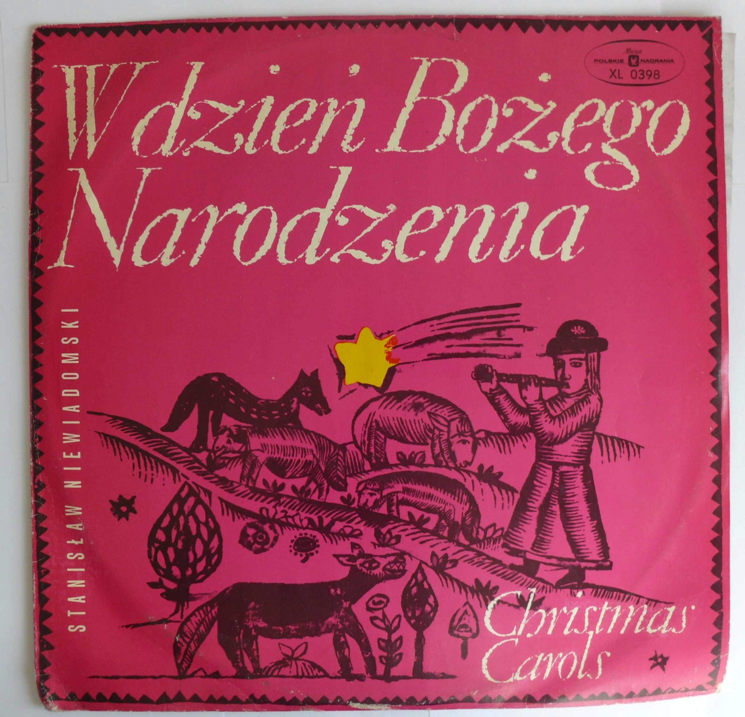 Stanisław Niewiadomski Kolędy