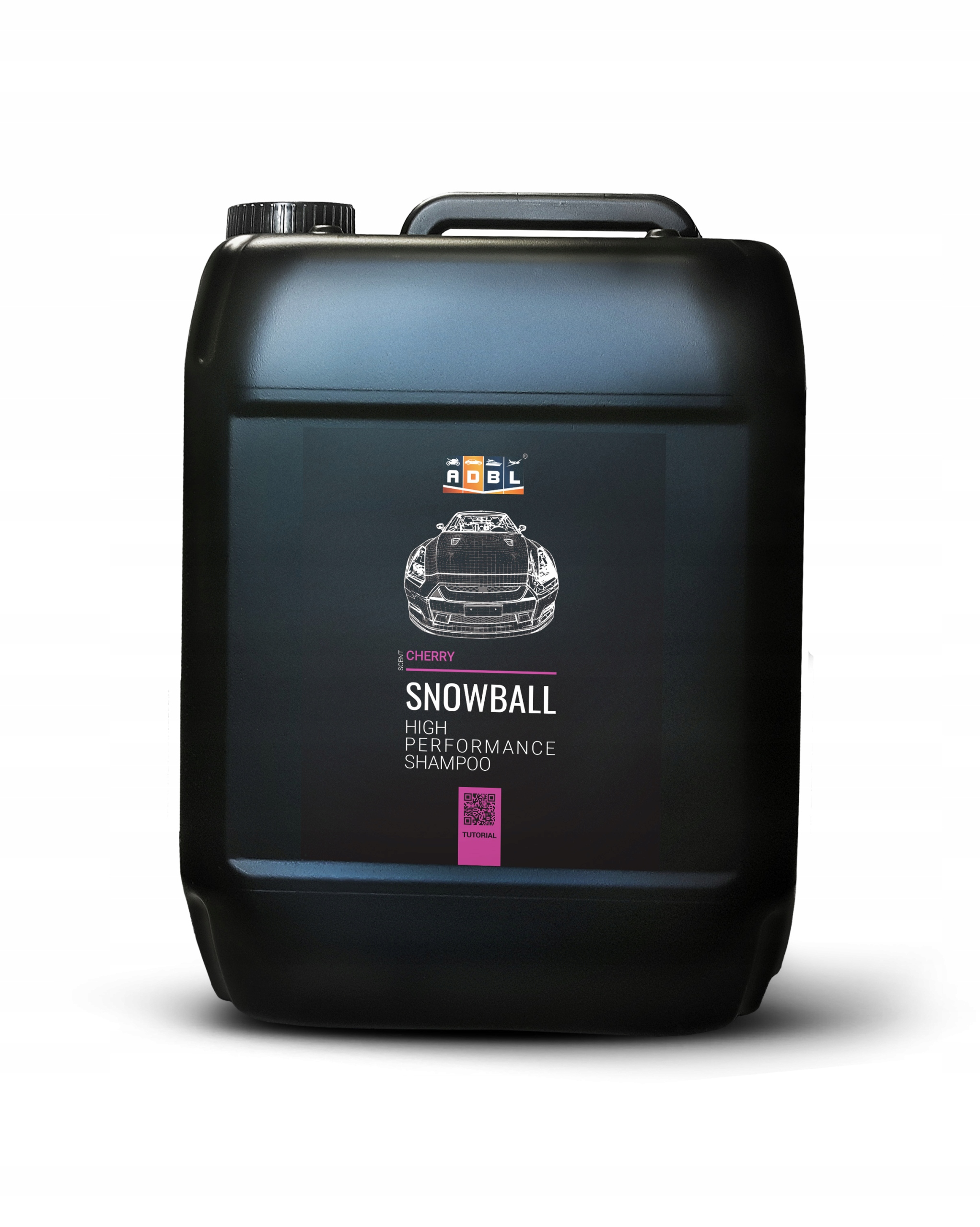 ADBL SNOWBALL 5L -szampon samoch. koncentrat