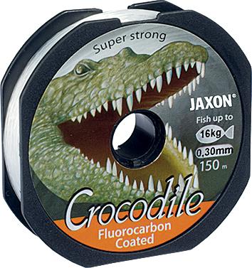 ŻYŁKA JAXON CROCODILE FLUOROCARBON 0,16mm/5kg 150m