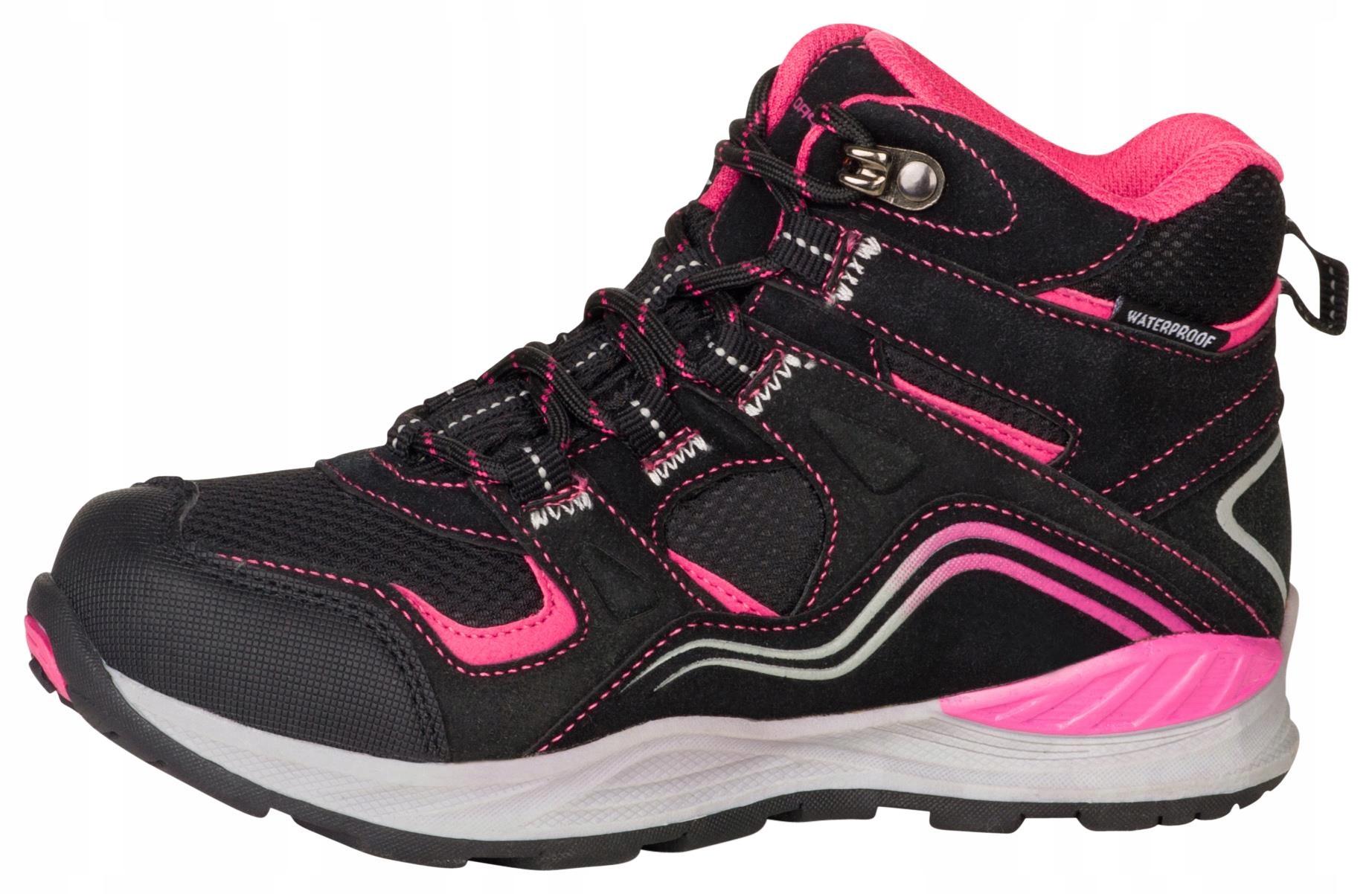 Buty dziecięce trekkingowe Alpine Pro SIBEAL34 50%