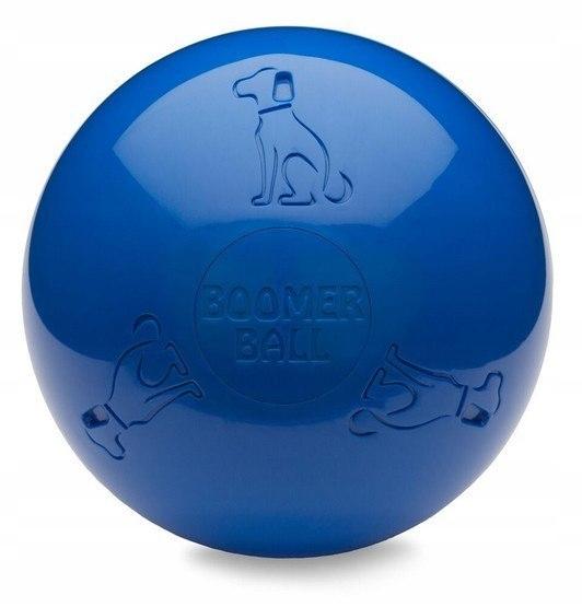 Boomer Ball XL 25cm niebieska Zabawka dla psa