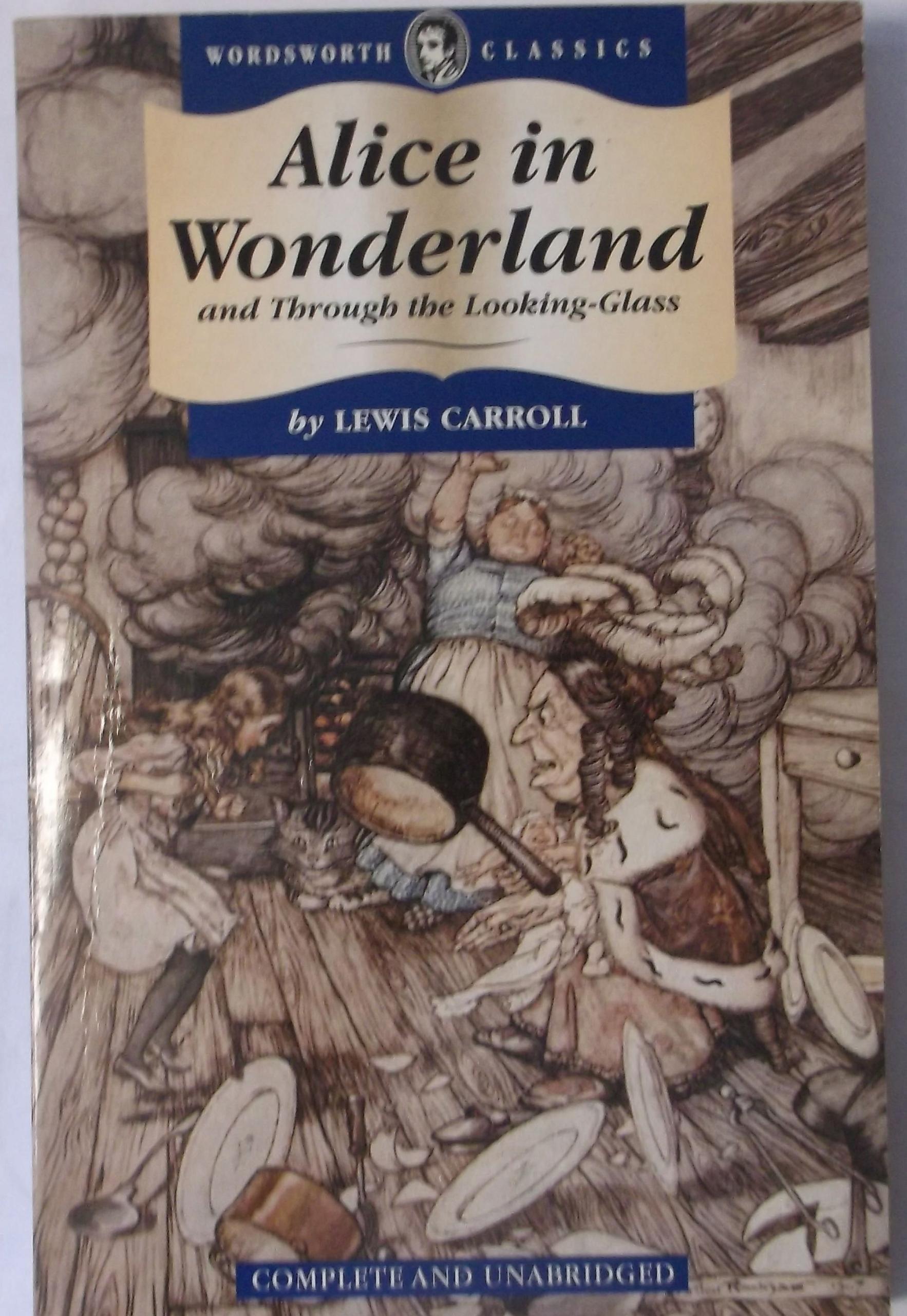 ALICE IN WONDERLAND - Lewis Carrol /6175/