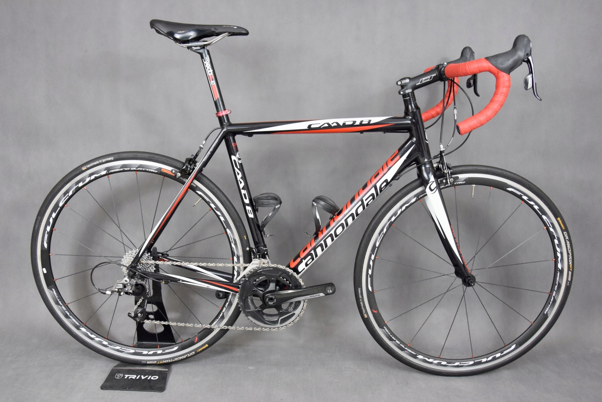 ROWER SZOSOWY, CANNONDALE CAAD 8, SRAM RIVAL, r54