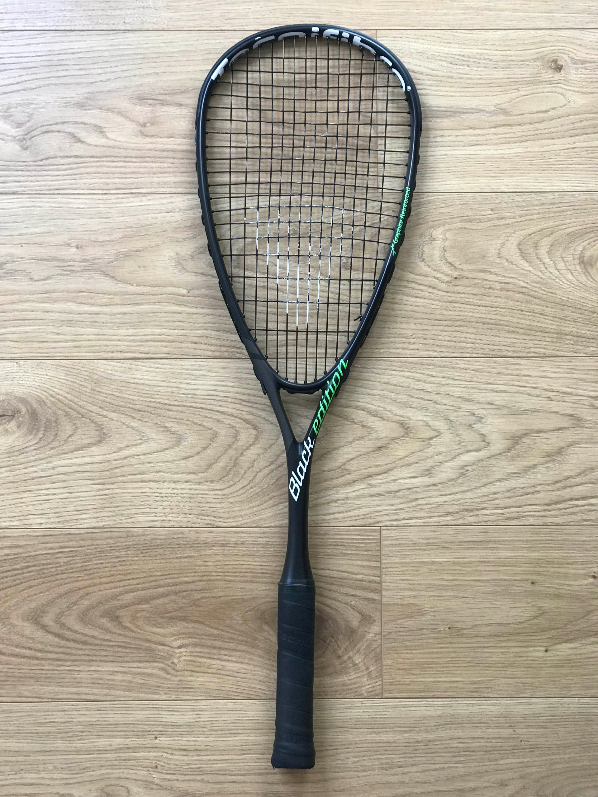 Rakieta do squasha Tecnifibre Black Edition 2017