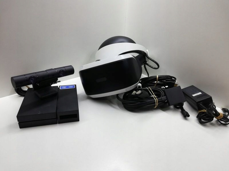 PS4 PLAYSTATION OKULARY (GOGLE) VR SONY
