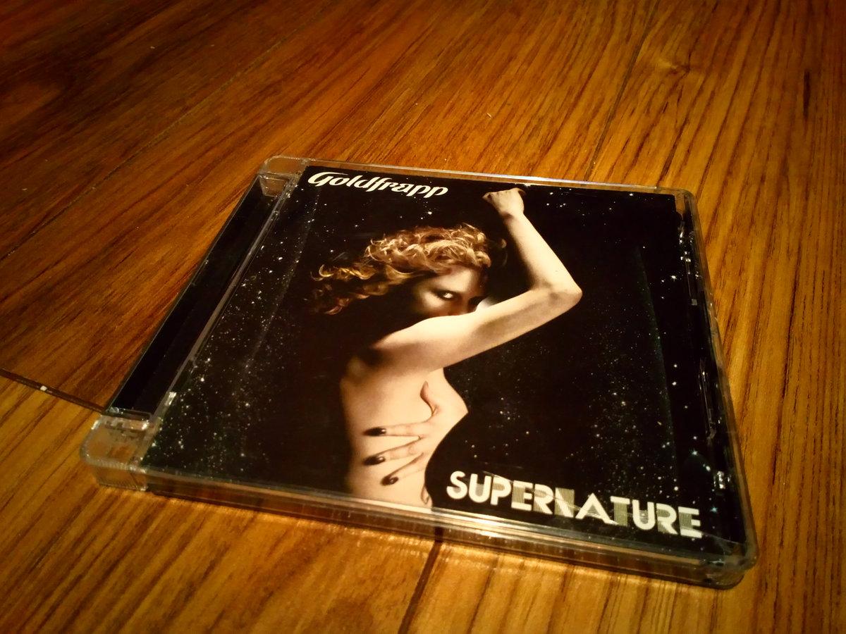 GOLDFRAPP SUPERNATURE SACD DVD 5.1 SUPER AUDIO