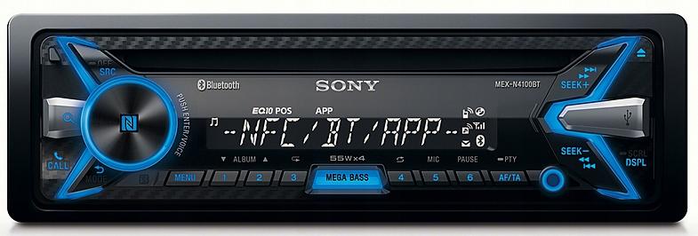 RADIO SAMOCHODOWE SONY MEX-N5100BT Bluetooth