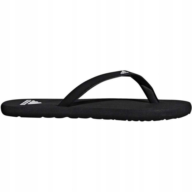 Adidas Japonki Klapki Damskie Czarne r.40,5